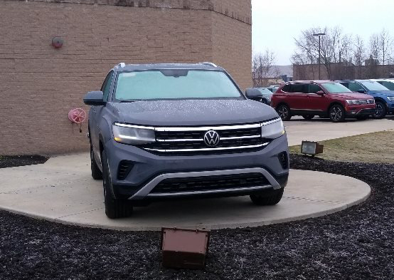2020 Volkswagen ATLAS CROSS SPT V6 SE with Technology with 4MOTION®