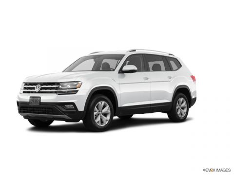 New 2019 Volkswagen Atlas 3.6L V6 SE Tech