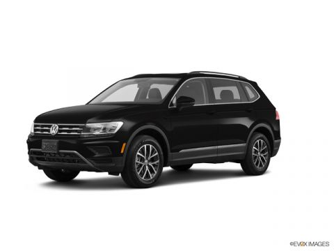 2020 Volkswagen Tiguan SEL with 4MOTION®