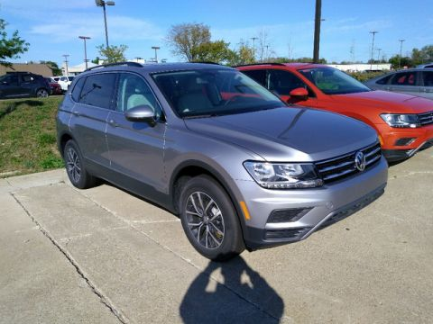 2019 Volkswagen Tiguan SE with 4MOTION®