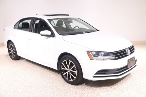 2017 Volkswagen Jetta 1.4 SE AT